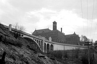 Ida St. Viaduct, Holy Cross Monastery