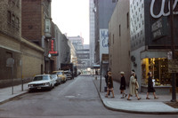 Race Street and Opera Place 1970