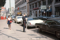 7th Street near Vine 1970